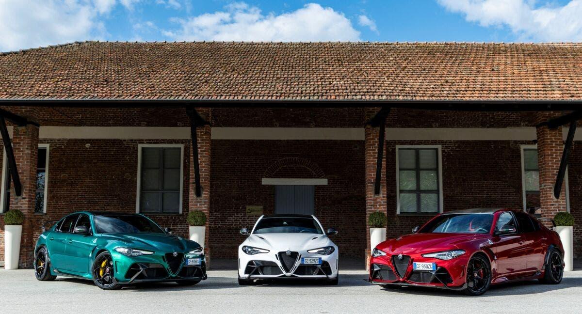 Alfa Romeo Giulia GTA GTAm Goodwood Festival of Speed 2021