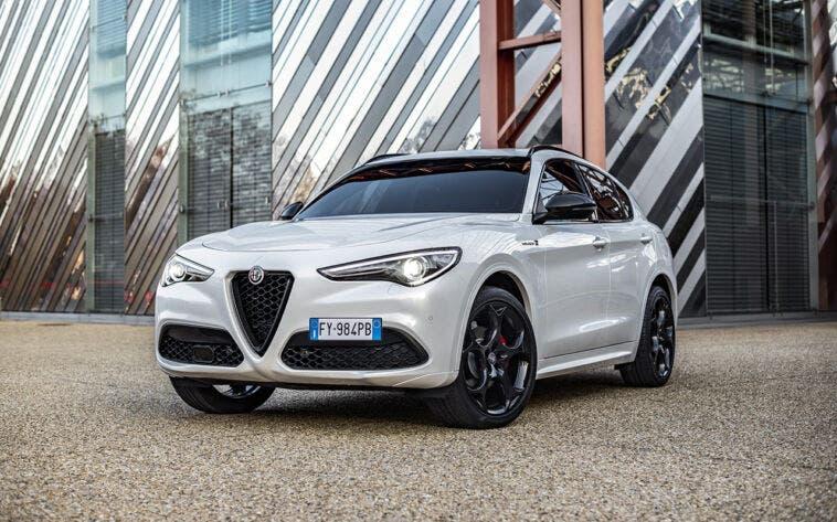 Alfa Romeo Stelvio migliore auto dirigenti