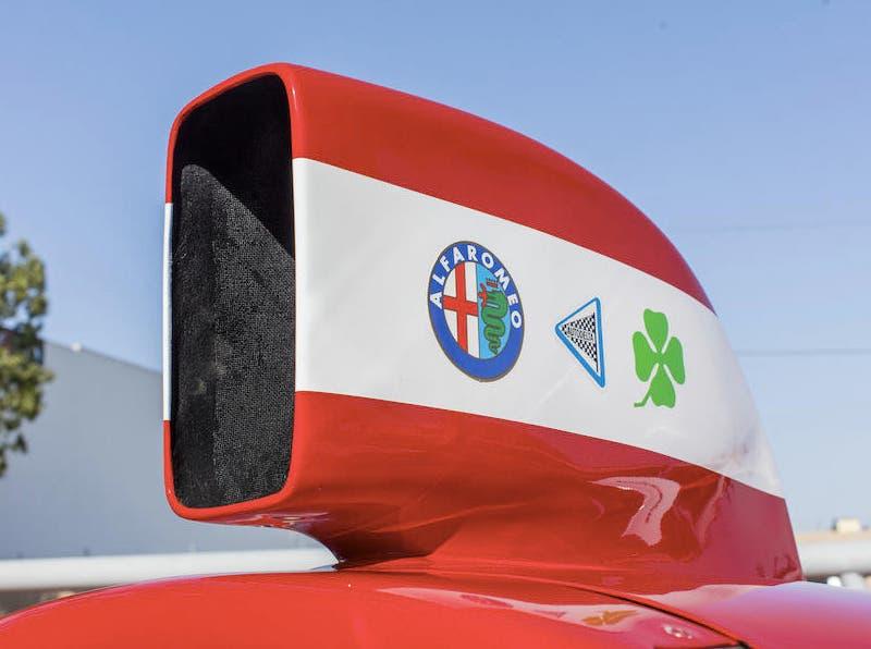Alfa Romeo Tipo 33 TT 12 1974 asta