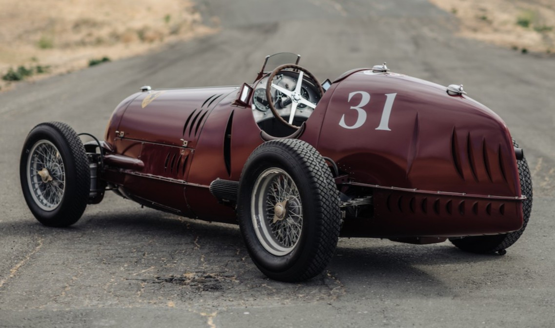 Alfa Romeo Tipo C 8C 35