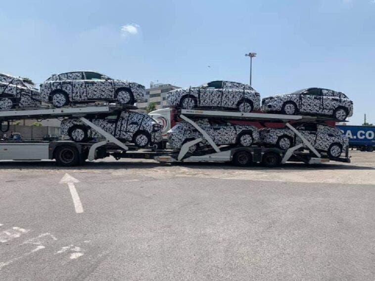 Alfa Romeo Tonale Spia