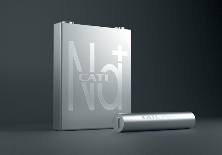 CATL batteria agli ioni di sodio