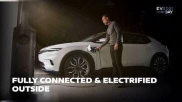 Chrysler concept crossover elettrico