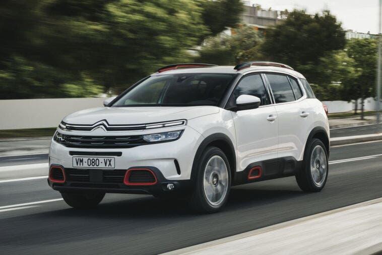 Citroën C5 Aircross finanziamento