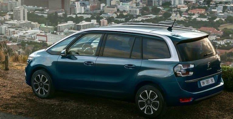 Citroën Grand C4 Spacetourer finanziamento luglio