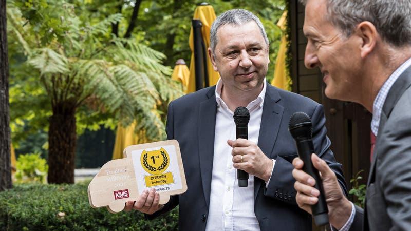 Citroën e-Jumpy premio Francia
