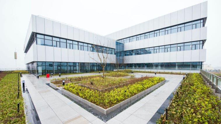 Continental centro sviluppo software sistemi Cina