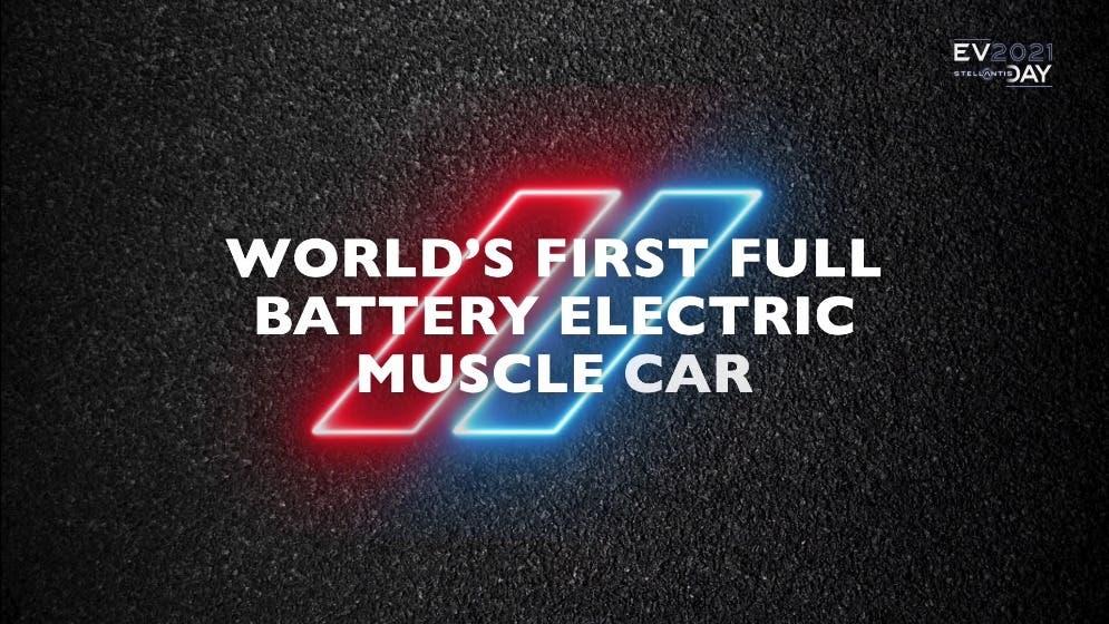 Dodge EV Day 2021