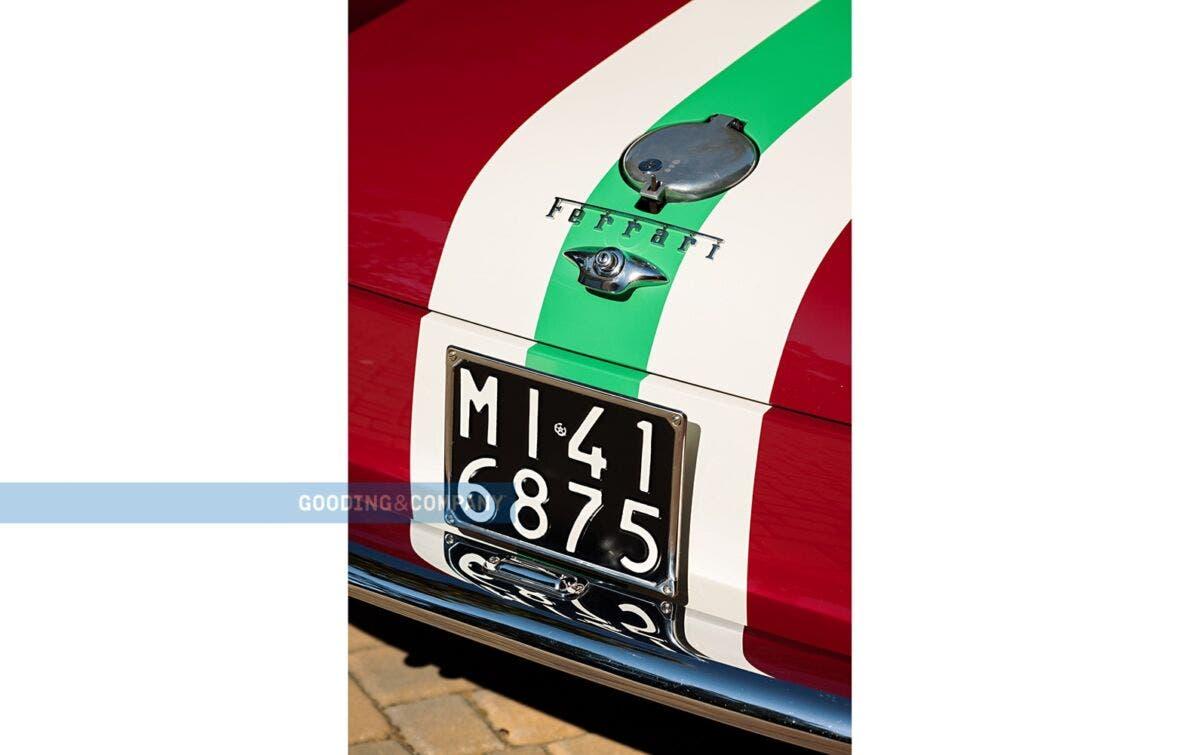 Ferrari 250 GT California Spider Competizione 1959 asta