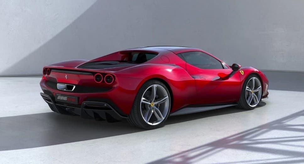 Ferrari 296 GTB TheSketchMonkey