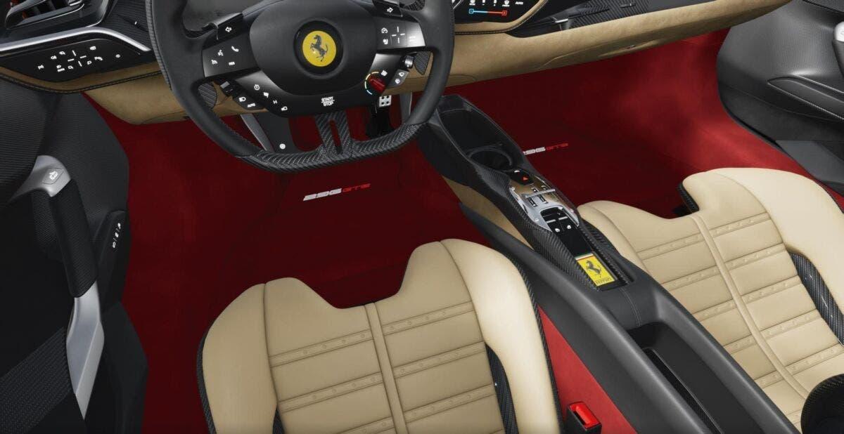 Ferrari 296 GTB configuratore