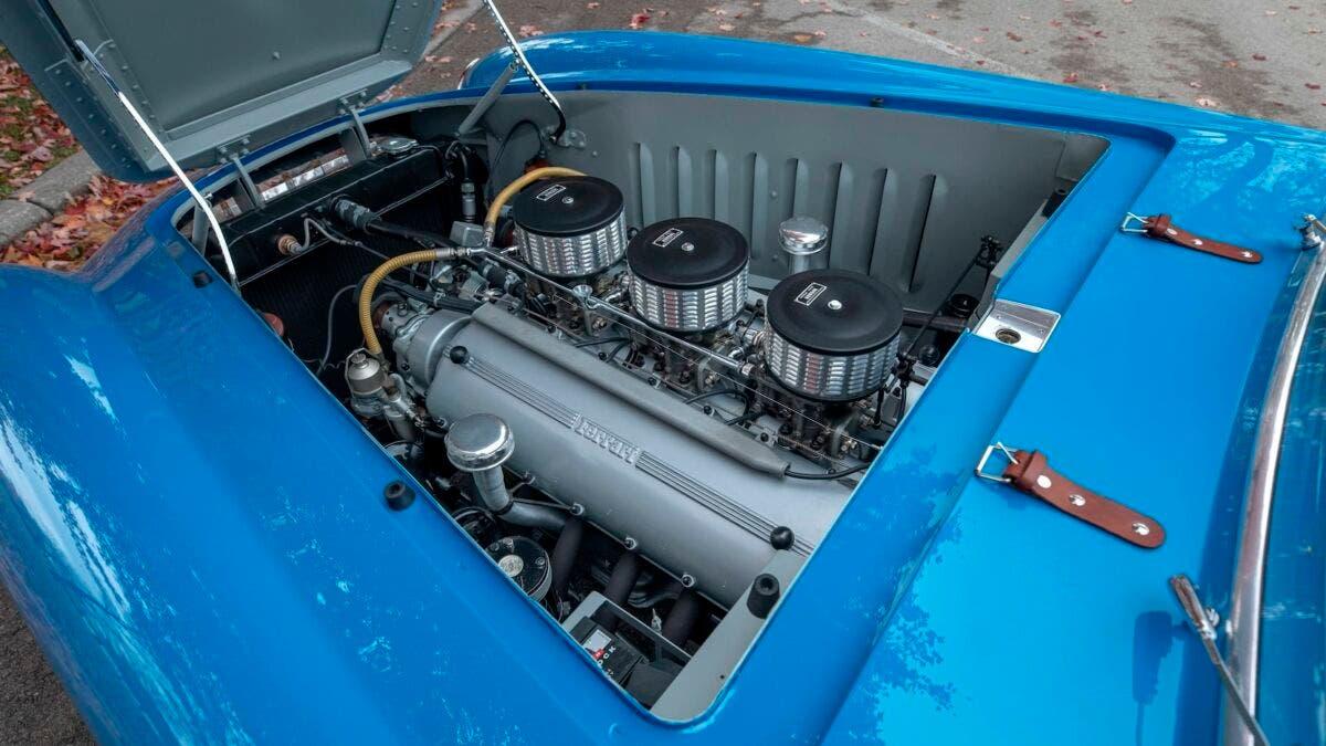 Ferrari 340 America 1952 asta agosto Mecum Auctions