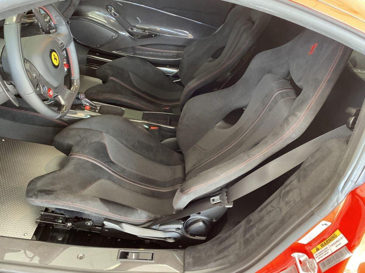 Ferrari 488 Pista 2020 asta