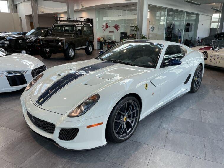 Ferrari 599 GTO 2011 asta