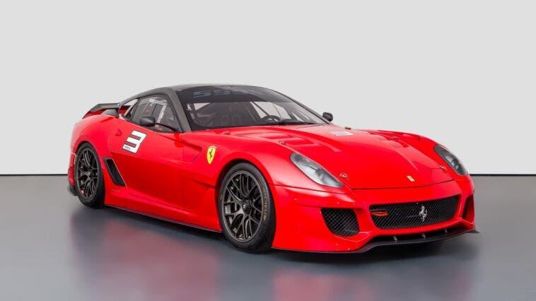 Ferrari 599XX 2009 in vendita