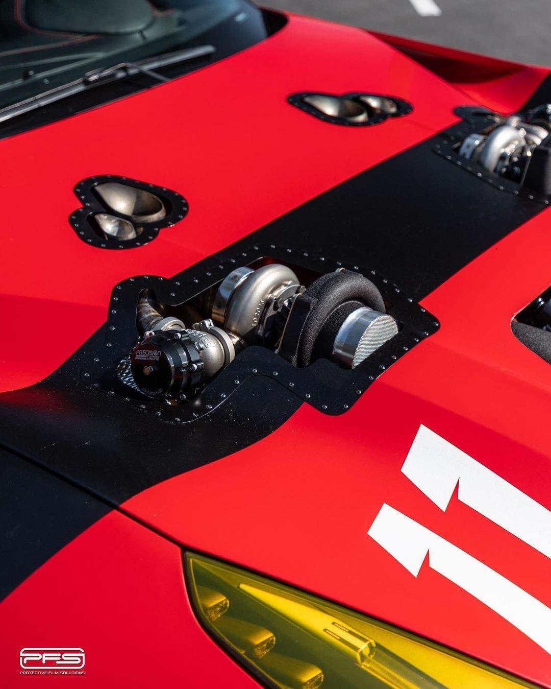 Ferrari F12berlinetta biturbo