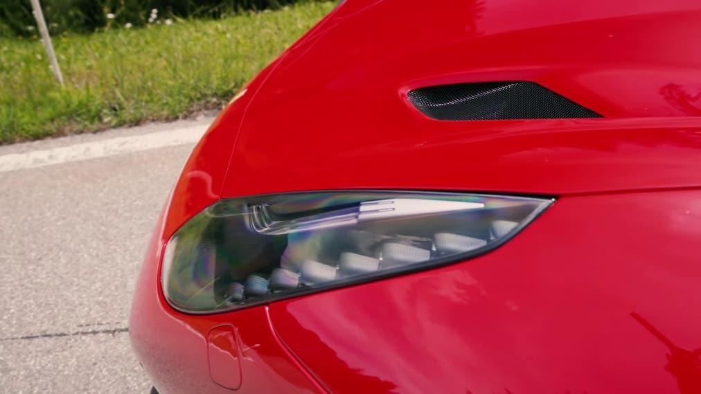 Ferrari F12tdf The Supercar Diaries