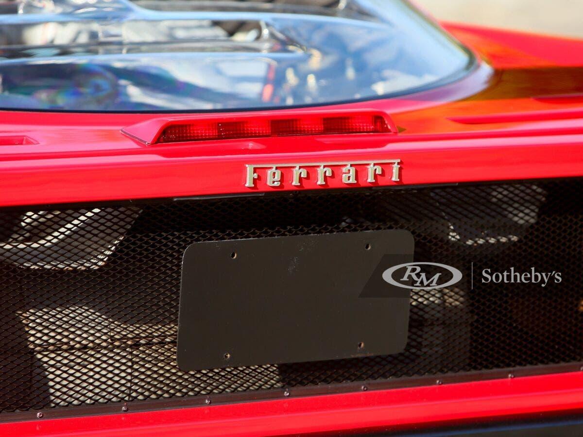 Ferrari F40 1991 asta