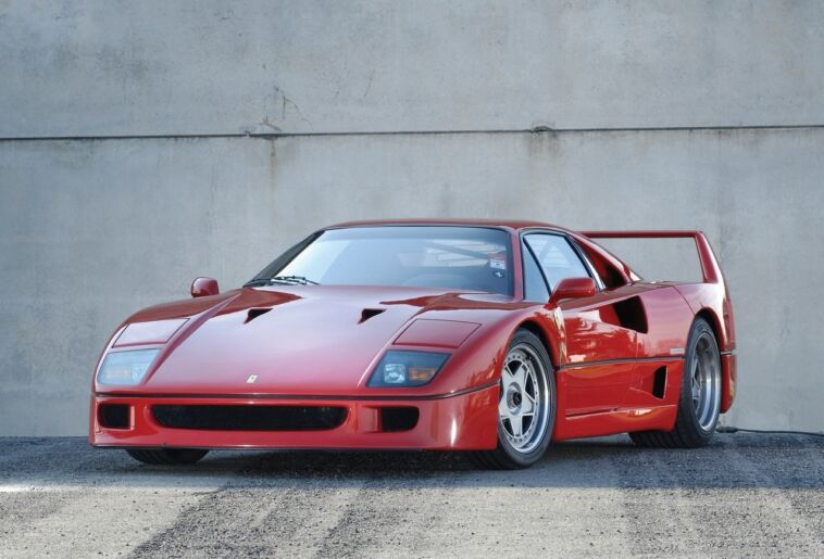 Ferrari F40 Valeo Gianni Agnelli