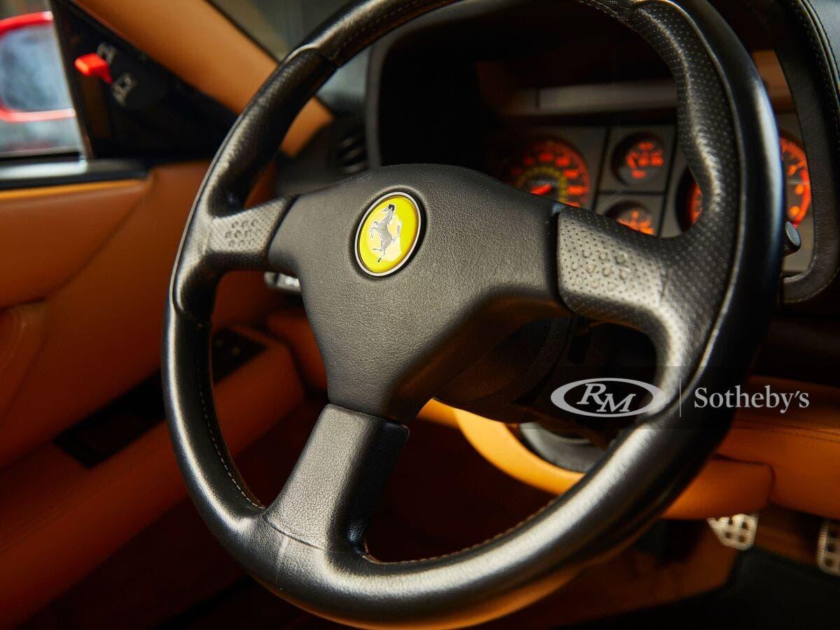 Ferrari F512 M 1995 asta RM Sotheby's