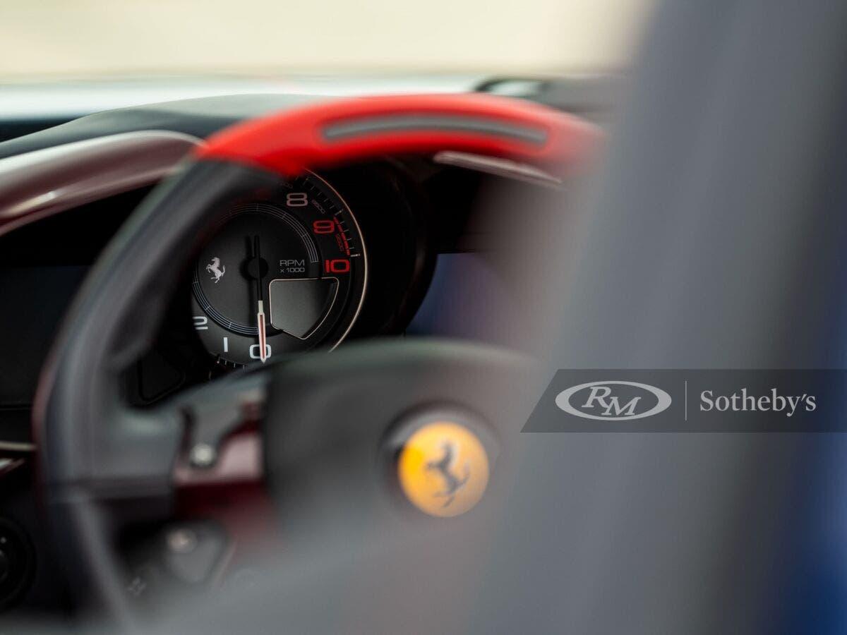 Ferrari F60 America 2016 asta