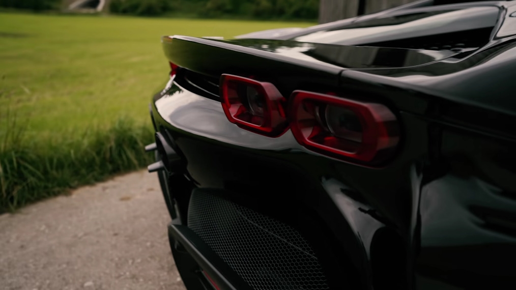 Ferrari SF90 Stradale Novitec anteprima