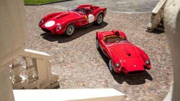 Ferrari 250 Testar Rossa