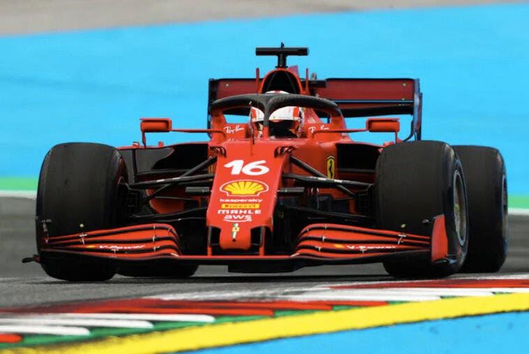Ferrari motore Superfast