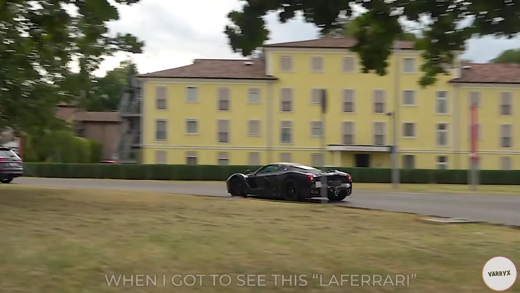 Ferrari nuova hypercar ultimo prototipo