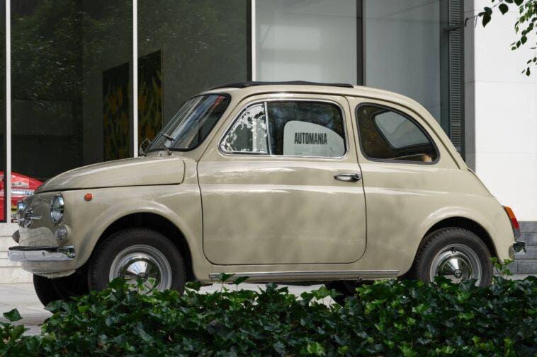 Fiat 500 F 1968 Automania