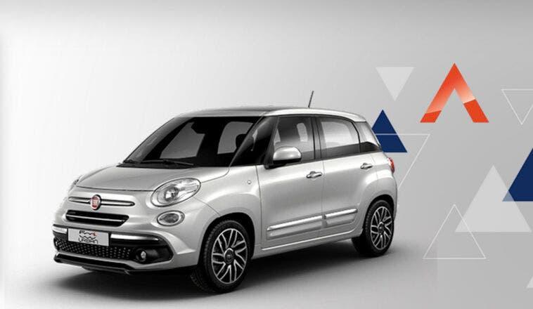 Fiat 500L Connect Leasys Miles Plus