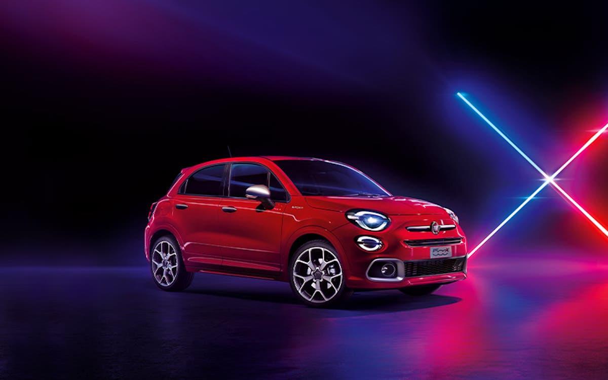 Fiat 500X Sport offerta finanziamento