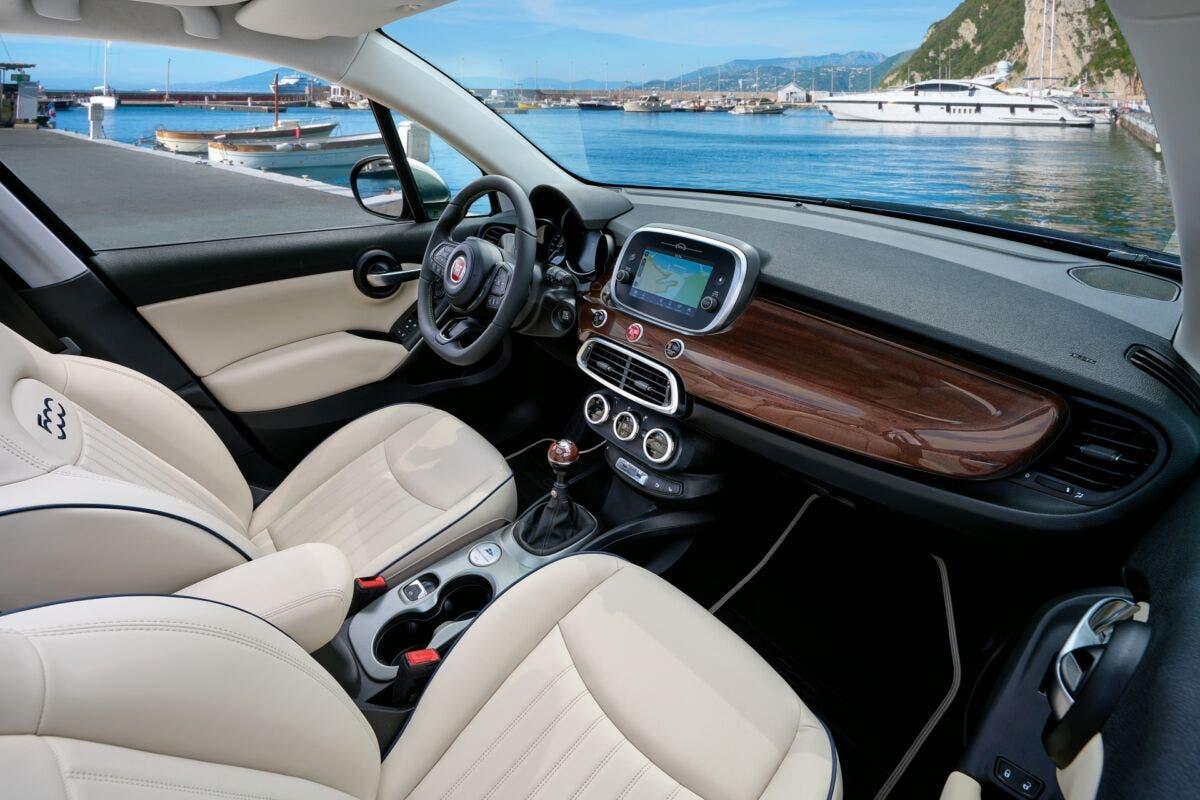 Fiat 500X Yatching Edition