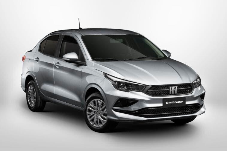 Fiat Cronos 2022