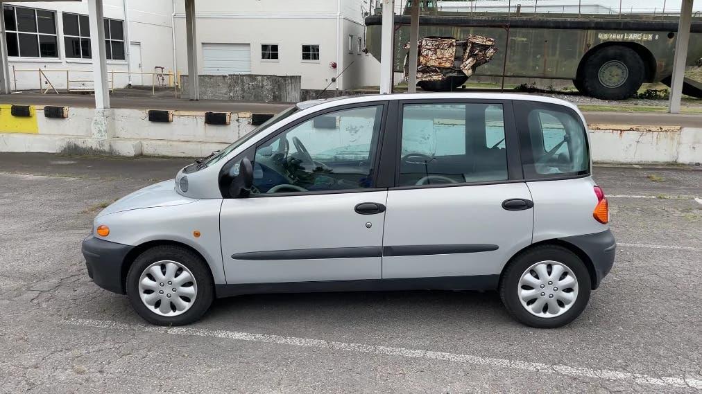 Fiat Multipla Doug DeMuro