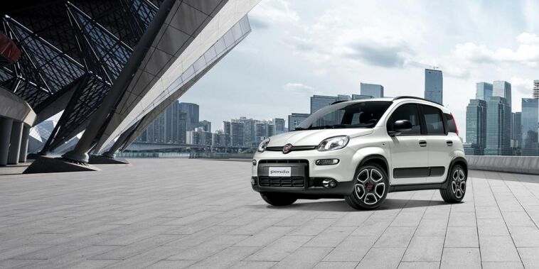 Fiat Panda City Life metano promo luglio