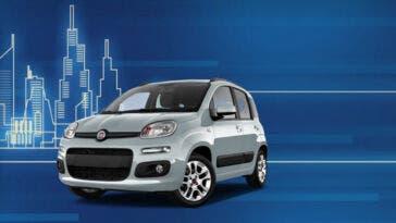 Fiat Panda Easy Noleggio Chiaro Hybrid