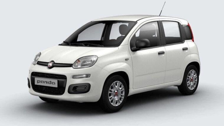 Fiat Panda GPL finanziamento