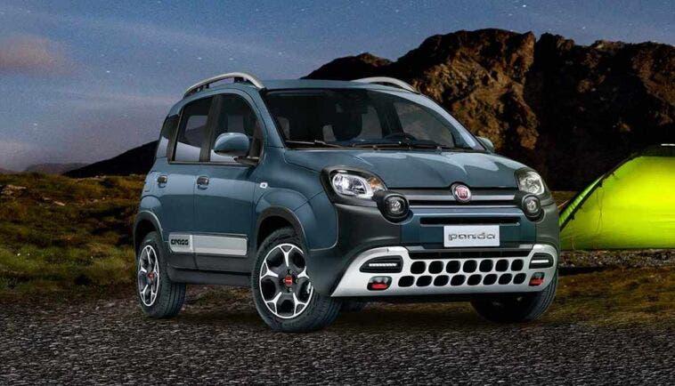 Fiat Panda Hybrid finanziamento 31 luglio