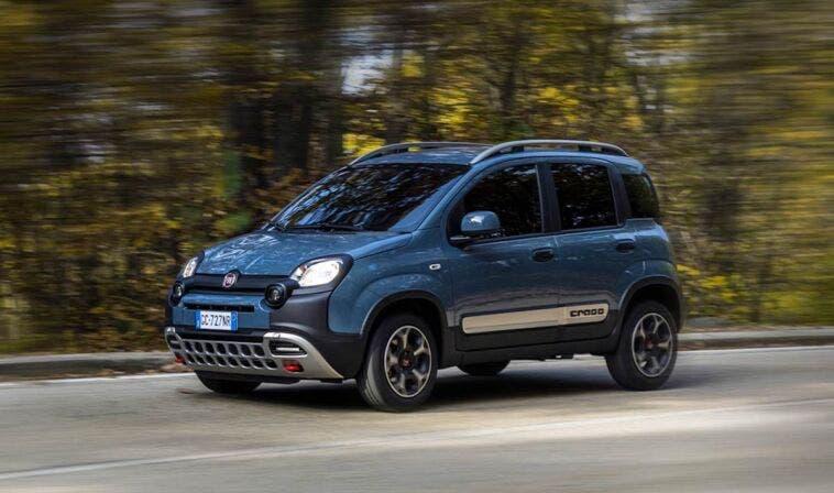 Fiat Panda Hybrid noleggio business
