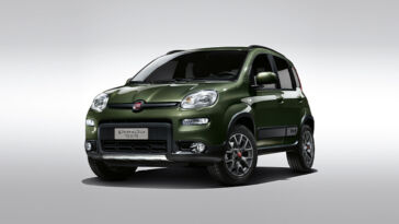 Fiat Panda Wild 4x4 offerta luglio
