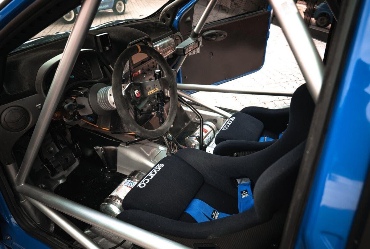 Fiat Punto S1600 135.000 euro