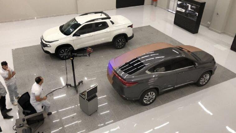 Fiat SUV Coupè