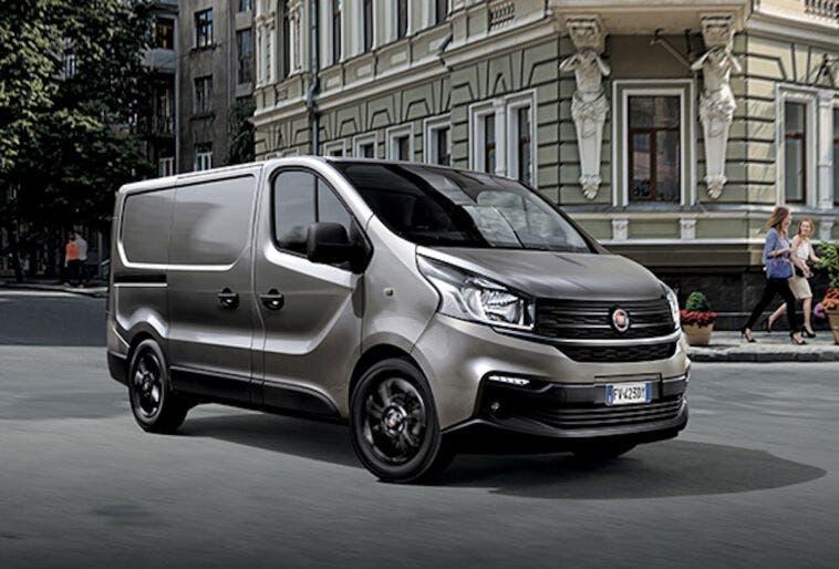 Fiat Talento Leasing 4PRO