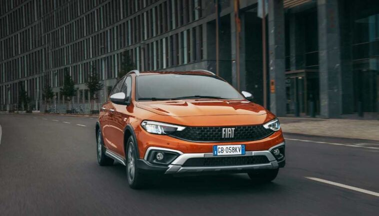 Fiat Tipo City Cross business