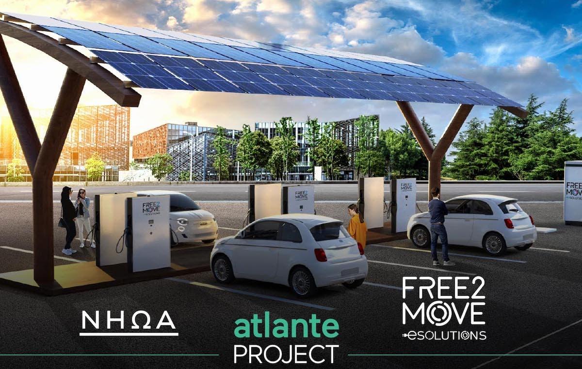 Free2Move eSolutions Progetto Atlante