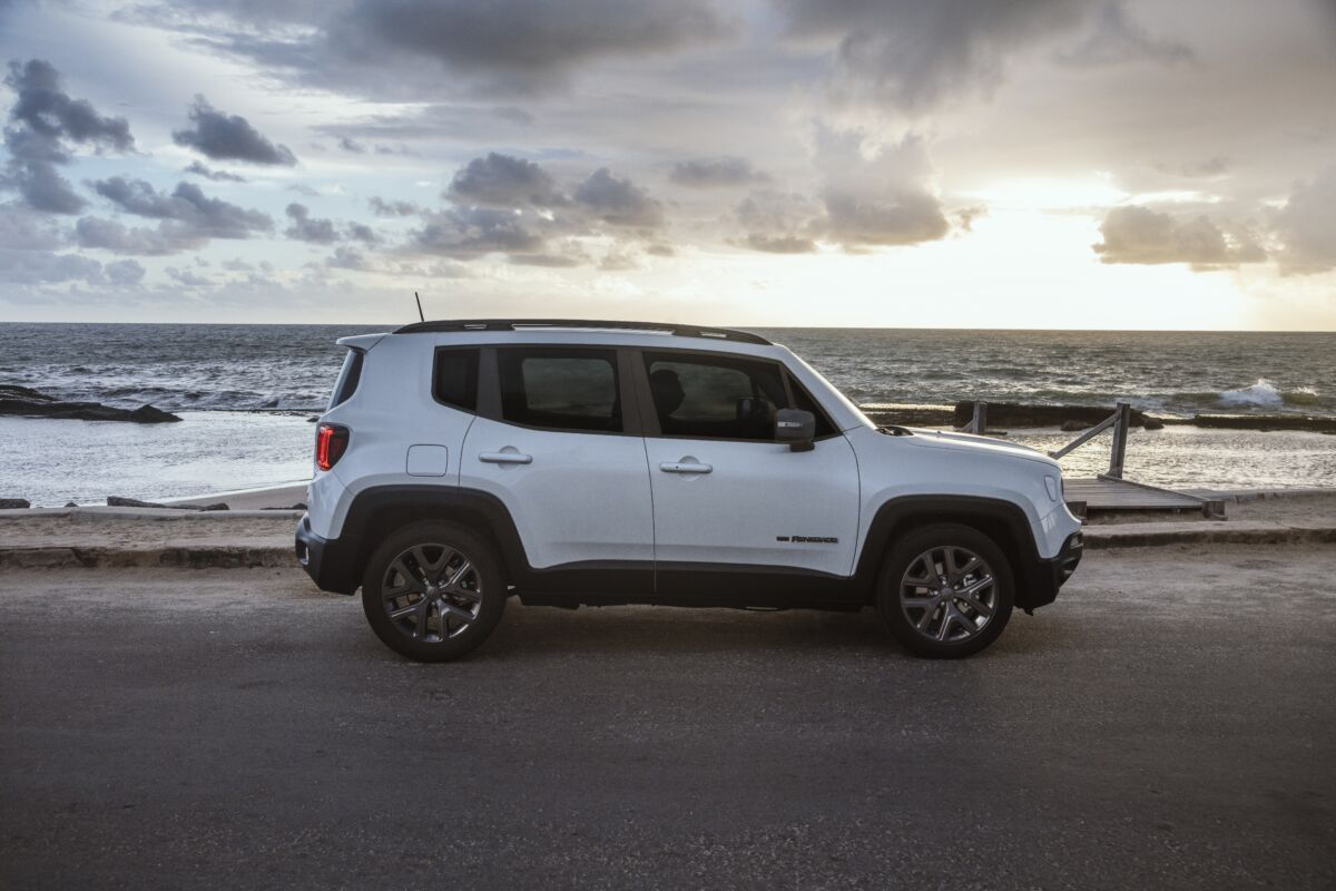 Jeep Compass leader Brasile