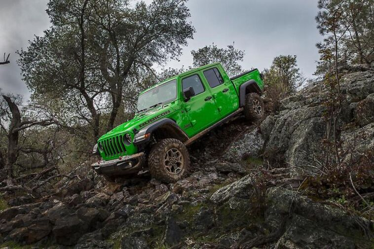 Jeep Gladiator Gecko