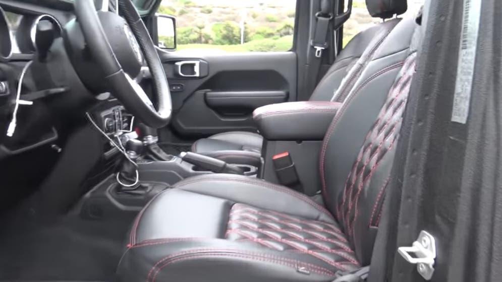 Jeep Gladiator sei ruote Supercar Blondie