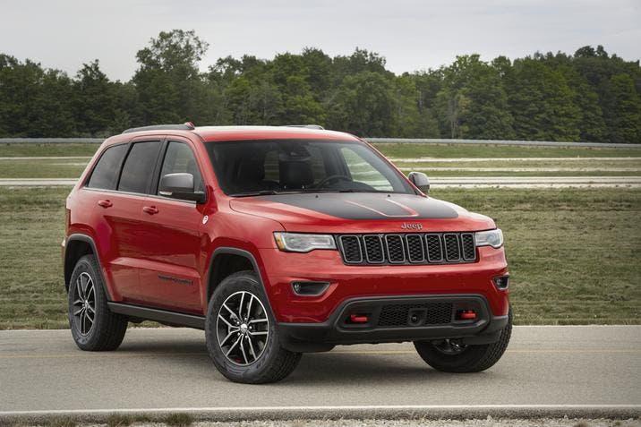 Jeep Grand Cherokee AutoPacific